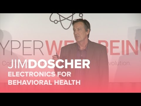 HWB16 | Electronics for Behavioral Health | Jim Doscher