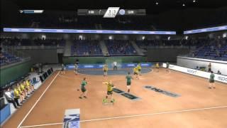 IHF Handball Challenge 2014 First Impressions