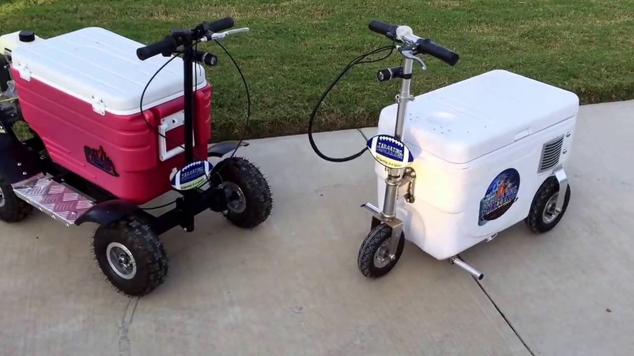 Best Motorized Cooler To Buy Youtube