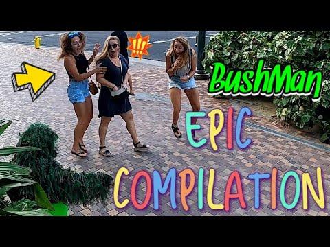 EPIC BUSHMAN COMPILATIONS 2020