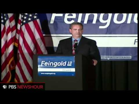 Feingold Loses Bid For Fourth Term In Senate