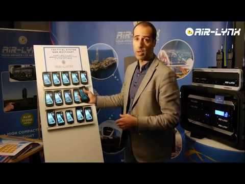 [DEMO] 3/5 MHz LTE Broadcast (eMBMS) : a market first for Mission Critical services