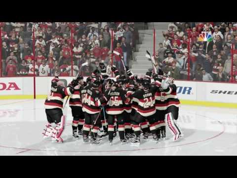 NHL 17 500 Goals Celebration (Be a Pro)