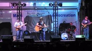 """Hotter Than a Pistol"" by Tim Charron. Opening for Dustin Lynch."