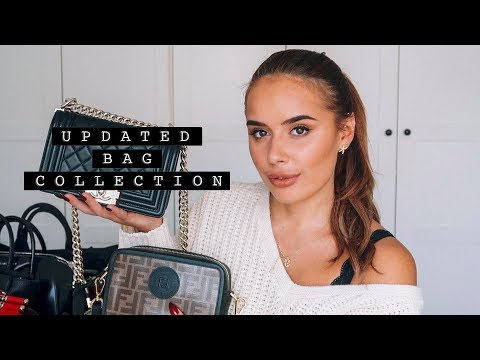 UPDATED BAG COLLECTION   Hello October Vlogtober