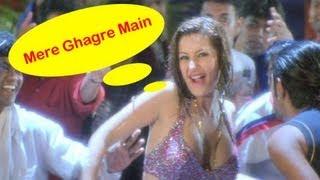 """Mere Ghagre Main Ho Rahi Hai Dhum Dham"" - Ajai Sinha Reveals Fact | 3 Bachelors Movie"
