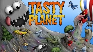 Tasty Planet by Dingo Games Inc. Iphone Gameplay