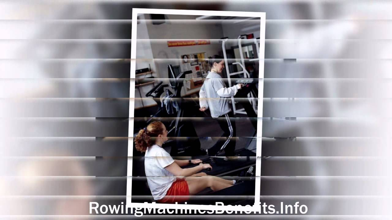 2nd hand rowing machines - YouTube