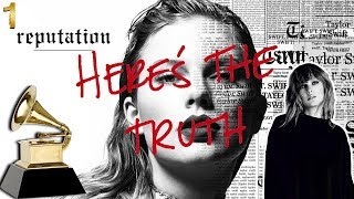 Taylor Swift - 'reputation' album reaction/review: part one