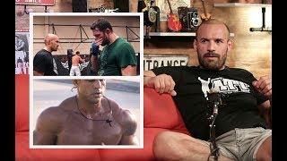 Igor Pokrajac ispričao legendarnu priču o sparingu s Griffinom i Belfortom