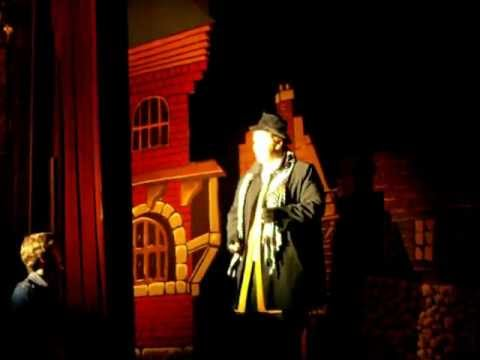 Rothesay High presents Oliver   Peter Whitney as Fagin