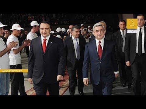 Փող և քաղաքականություն. Արթուր Բաղդասարյան