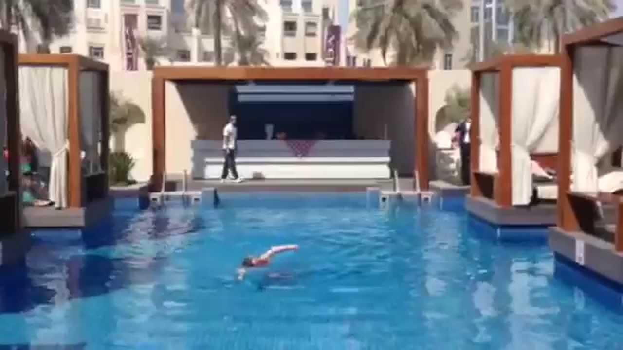 Geordiebird  Inspired At Vida Downtown Dubai