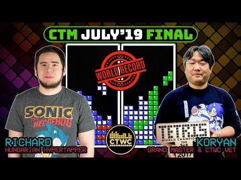 WR HIGHEST SINGLE-GAME COMBINED SCORE! INSANE CTM Finals July '19