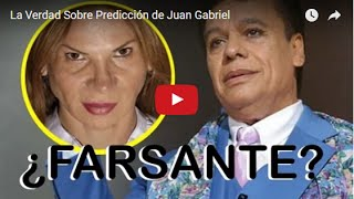 La Verdad Sobre Predicción de Juan Gabriel