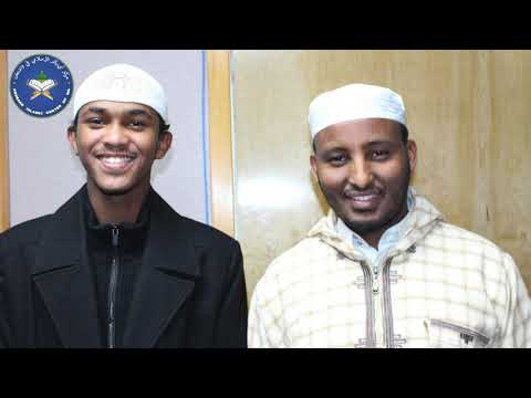 MEET AHMED BURHAN MOHAMED QURAN WORLD CHAMPION DUBAI QURAN COMPETITION 2018