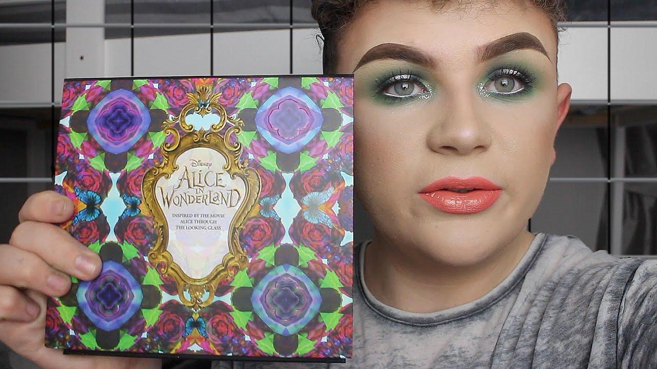 makeup tutorial alice in wonderland mugeek vidalondon