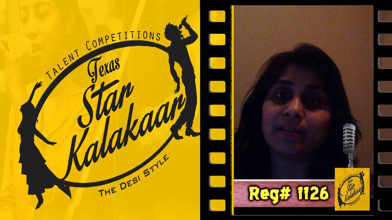 Texas Star Kalakaar 2016 - Registration No #1126