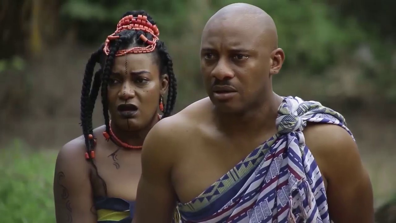 Download The Sorceress contends with Queen Nwokoye for Yul Edochie