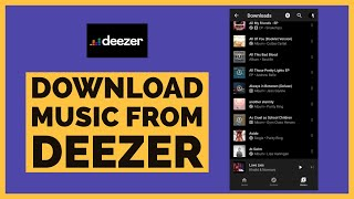 How to Download Music from Deezer App in 2 Minutes? screenshot 3