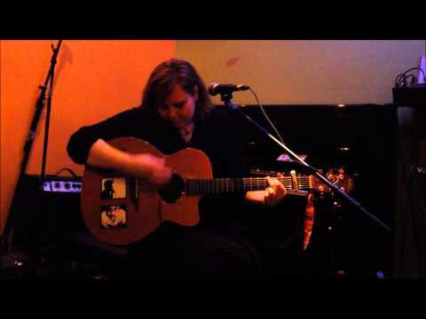Jessi Robertson You Don't Want To Taste My Heart Live The Path Cafe NYC October 18 2014