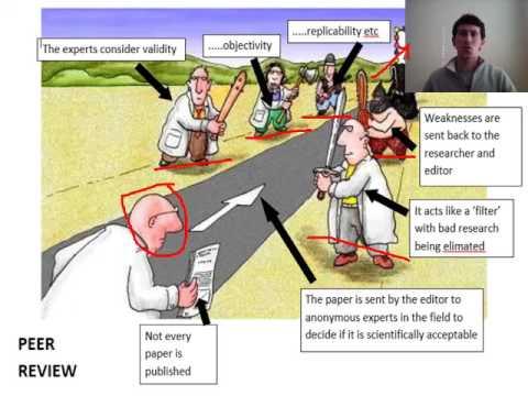 Research methods peer review
