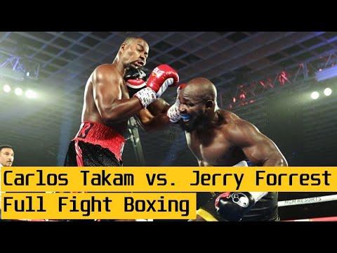 Carlos Takam vs. Jerry Forrest / Карлос Такам - Джерри Форрест