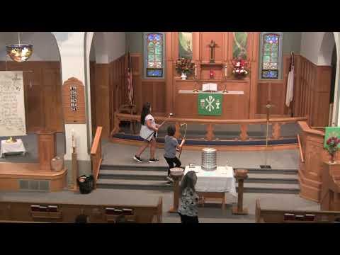 Zion Sunday Service, October 3rd, 2021