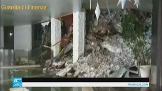 عشرات المفقودين جراء انهيار ثلجي في إيطاليا تسبب بطمر فندق