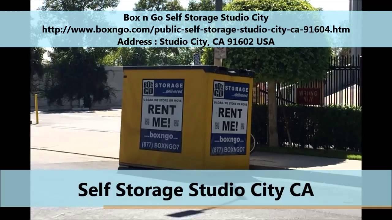 Incroyable Box N Go Self Storage Studio City