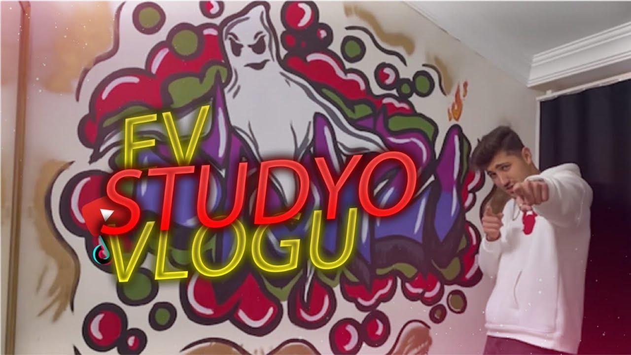 Youtube-TikTok Stüdyo EV VLOĞU ( Özel dizayn stüdyo kurduk )