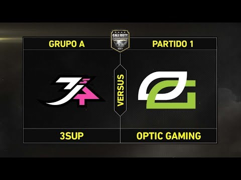 Grupo A: Optic Gaming vs 3S UP #CoDChampsLVP