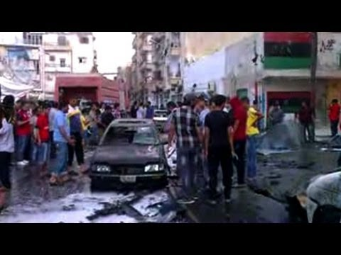 Deadly car bombing hits Libya's volatile Benghazi