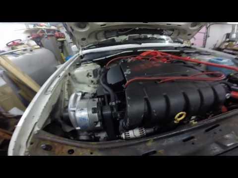 Supercharged VR6 o2 Sensor Change And Ride Along