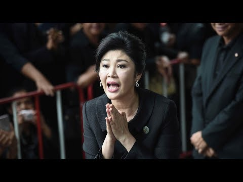 Arrest warrant issued for former Thai PM Yingluck Shinawatra