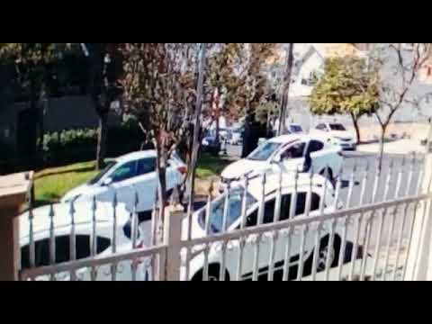 Idosa é rendida ao estacionar carro em Cuiabá