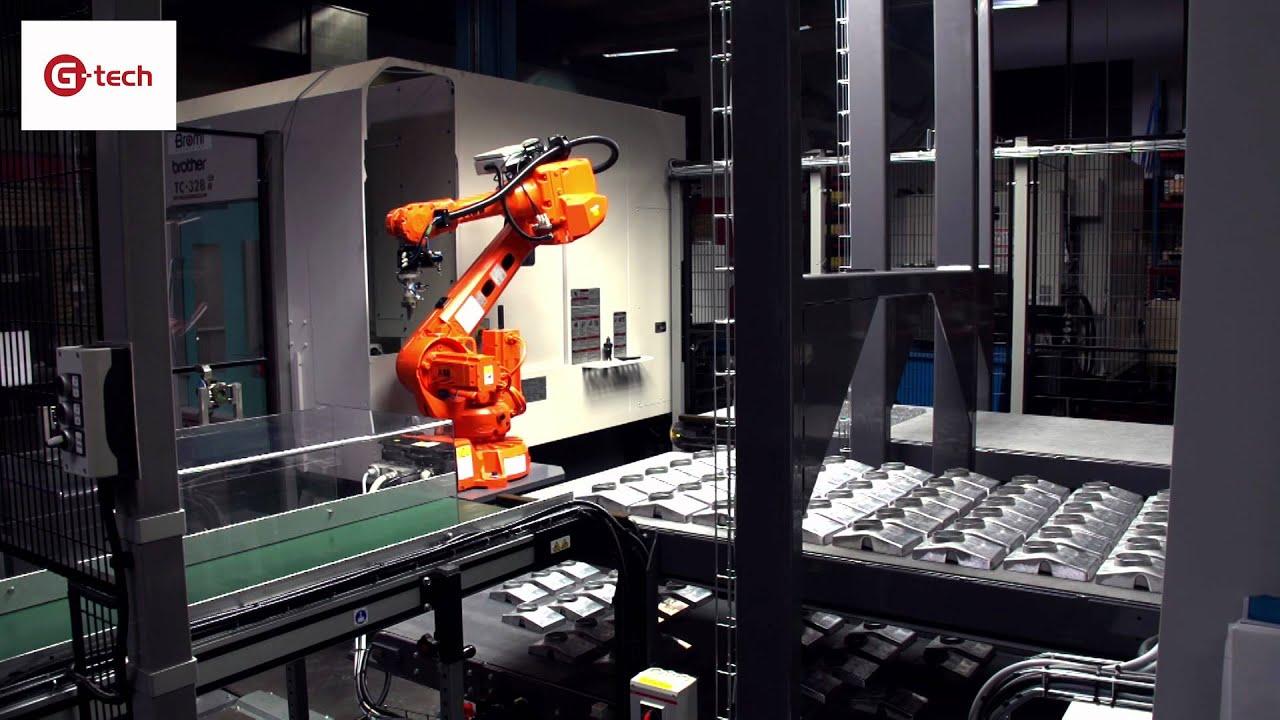 i robot machine