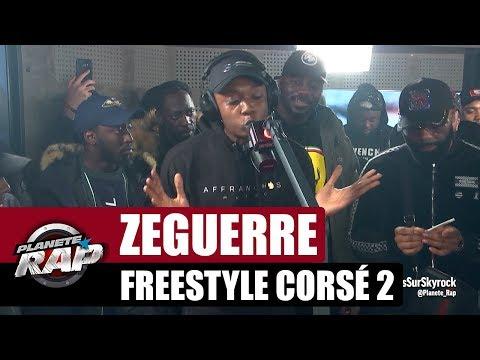 Zeguerre - Freestyle Corsé 2 #PlanèteRap
