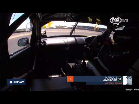 V8 Supercars Flashback - Marcos Ambrose Shootout Lap (SuperTest 2015)