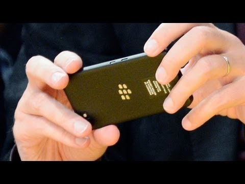 BlackBerry 10: What Apps Should It Have?