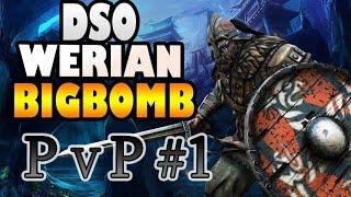 Drakensang Online - Bigbomb 5v5 PvP #1 - Sürpriz Sonlu Bayrak Maçı