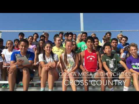 Costa Mesa HS cross country