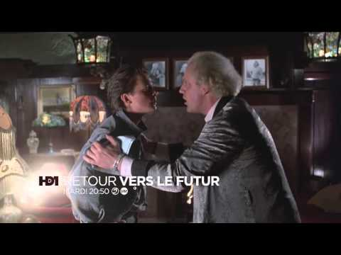 Bande annonce HD1 - Retour vers le futur