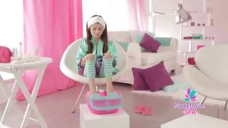 Sweet Care Foot Spa Video