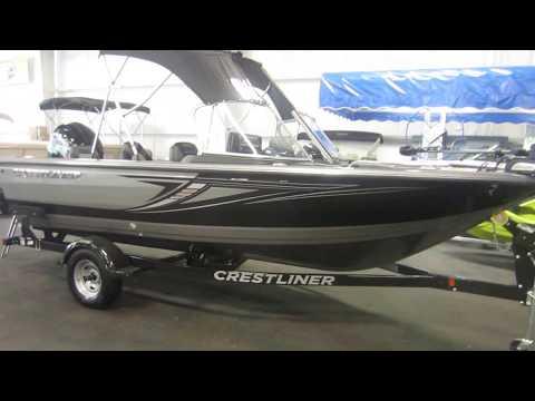 2018 Crestliner 1850 Sport Fish NEB447