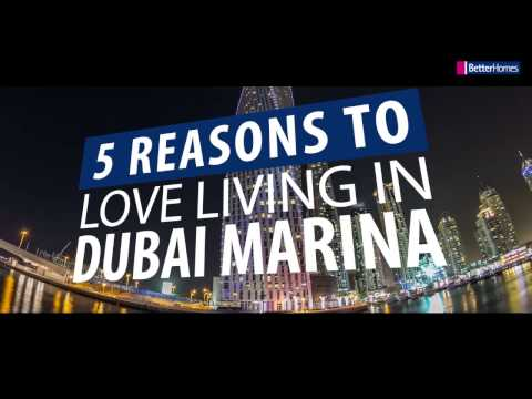 5 Reasons to Love Living in Dubai Marina