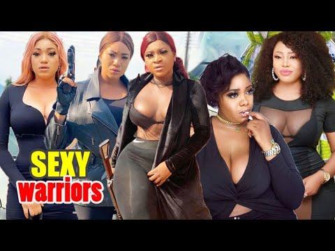 Download SEXY WARRIOR GIRLS COMPLETE SEASON  DESTINY ETIKO & QUEENETH HILBERT LATEST NGERIAN MOVIE 2021