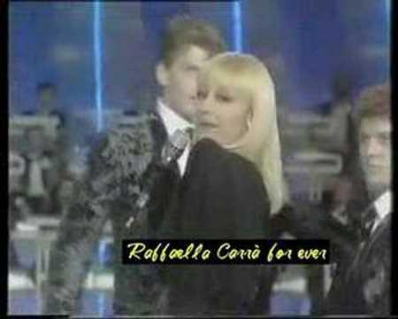 Raffaella Carra' - L'Uomo Ideale