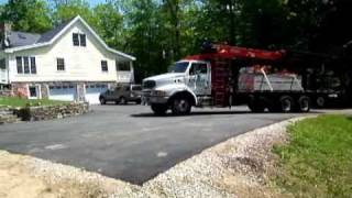 Boom Truck: Drywall Delivery Clip