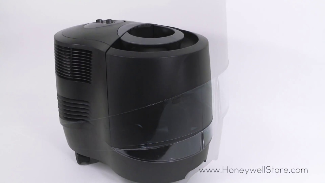 Honeywell Quietcare Console Humidifer With Air Washing